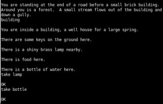 My Top 10 Classic Text Mode BSD Games