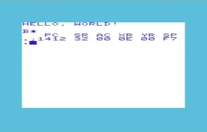 Beginning Assembly Programming on the Commodore VIC-20